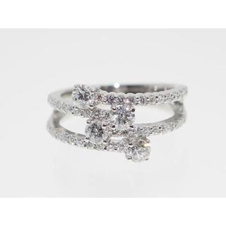 計1.00Ctsダイヤモンド リング(リング(指輪))