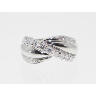 【0.50Ctsダイヤモンド】リング【サイズ直し無料】(リング(指輪))
