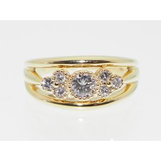 【0.52Cts UP ダイヤモンド】リング 【サイズ直し無料】(リング(指輪))