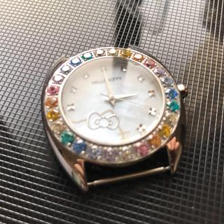 サンリオ(サンリオ)のハローキティ 時計 シリアルナンバー32 値下げ可!(腕時計)