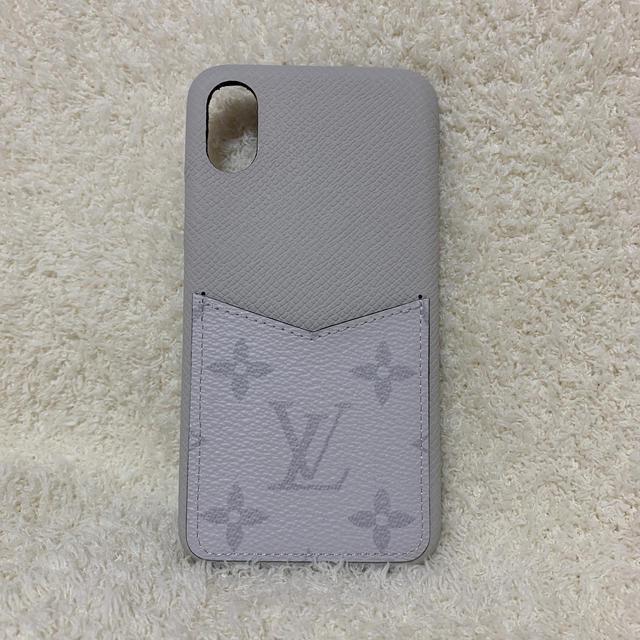 LOUIS VUITTON - ☆レア☆ヴィトンiPhoneケース(X.Xs用)の通販
