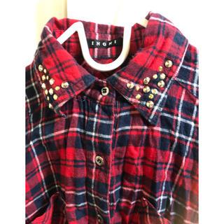 イング(INGNI)のイング チェックシャツ(シャツ/ブラウス(長袖/七分))