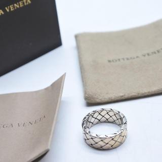 ボッテガヴェネタ(Bottega Veneta)のBOTTEGA VENETA ボッテガヴェネタ リング シルバー 925 11号(リング(指輪))
