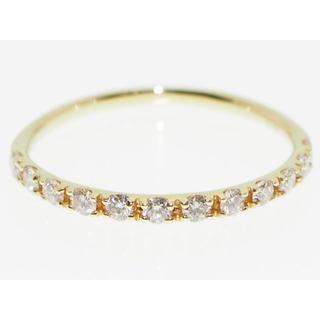 【鑑別書】計0.30Cts UP ダイヤモンドフルエタニティリング【保証書】(リング(指輪))