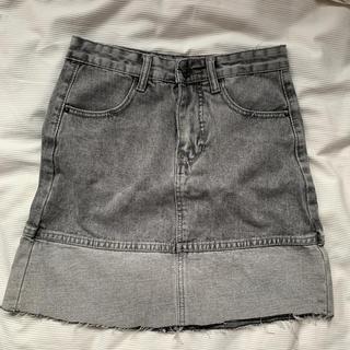 台形スカート YUTA様専用(ミニスカート)