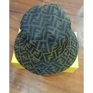 フェンディ(FENDI)のFendi フェンディ バケットハット 帽子(ハット)