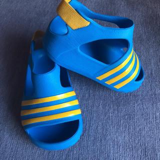 adidas - アディダス ベビーサンダル