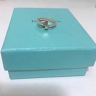 ティファニー(Tiffany & Co.)のティファニー スクエアリング(リング(指輪))