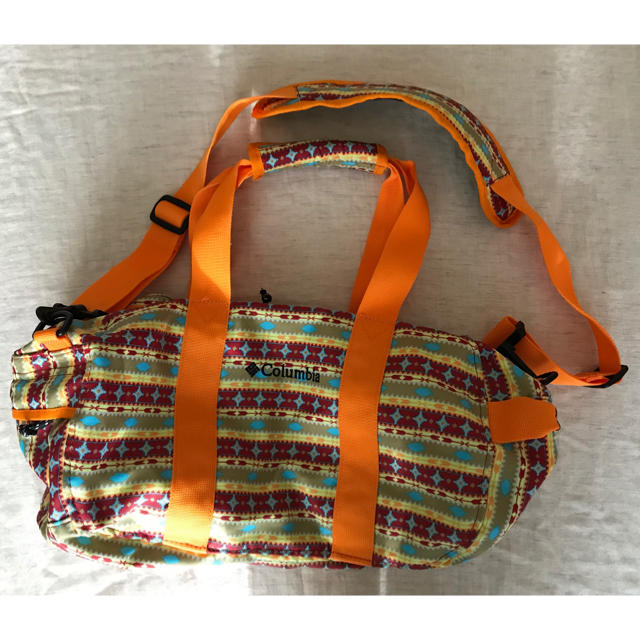 Columbia(コロンビア)の【美品】Columbia コロンビア ボストンバッグ メンズのバッグ(ショルダーバッグ)の商品写真