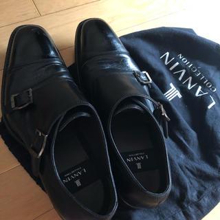 ランバン(LANVIN)のランバン ビジネスシューズ 袋付き(ドレス/ビジネス)