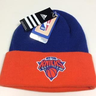 adidas - NBA knitcap knicks ニット帽 ニックス