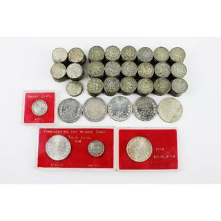 【記念硬貨】鳳凰・東京オリンピック100円と1000円 額面34200円(貨幣)