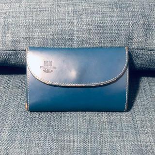 ホワイトハウスコックス(WHITEHOUSE COX)のホワイトハウスコックス 三つ折り財布(折り財布)