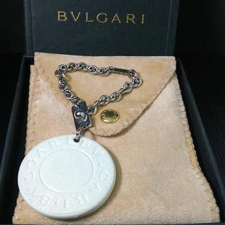 ブルガリ(BVLGARI)のブルガリキーホルダー 《 正規品 》 超美品(キーホルダー)