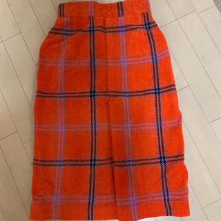 シアタープロダクツ(THEATRE PRODUCTS)のシアター タイトスカート(ひざ丈スカート)