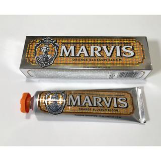 マービス(MARVIS)のMARVIS(マービス)オレンジブロッサムブルーム【限定】75ml(歯磨き粉)