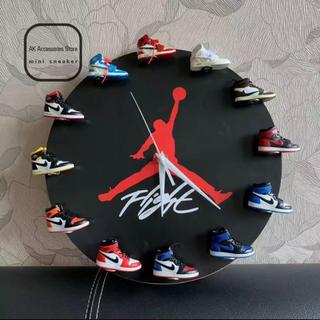 ナイキ(NIKE)の再入荷 kicksmini エア ジョーダン 壁掛け時計 Air Jordan (スニーカー)