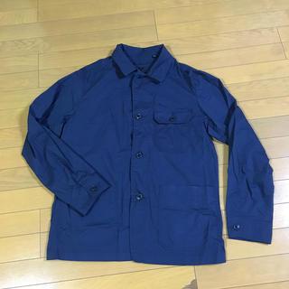 ユニクロ(UNIQLO)の★ユニクロ ストレッチワークジャケット Lサイズ    R16(モッズコート)