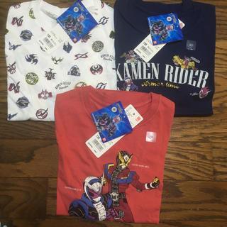 ユニクロ(UNIQLO)の新品★ユニクロ 仮面ライダージオウ Tシャツ 半袖 130(Tシャツ/カットソー)