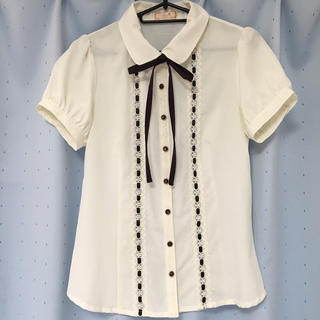リズリサ(LIZ LISA)のPenderie ブラウス 半袖(シャツ/ブラウス(半袖/袖なし))