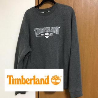 ティンバーランド(Timberland)のTimberland ティンバーランド スウェット グレー XXL(スウェット)