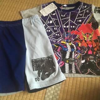バンダイ(BANDAI)の新品★仮面ライダージオウ 半袖パジャマ 100(パジャマ)