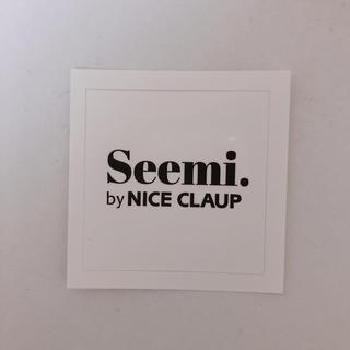 ワンアフターアナザーナイスクラップ(one after another NICE CLAUP)のSeemi ステッカー❤︎(その他)