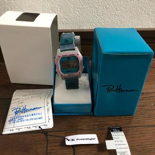 ロンハーマン(Ron Herman)のロンハーマン シャーク デジタルウォッチ(腕時計(デジタル))