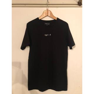 アニエスベー(agnes b.)のアニエスベー ロゴt チビロゴ(Tシャツ/カットソー(半袖/袖なし))