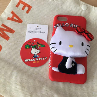 ビームス(BEAMS)のbeams×kitty iPhone cace  7.8対応(iPhoneケース)