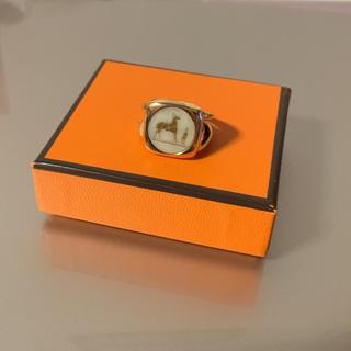 エルメス(Hermes)のエルメス  コロゾ リング(リング(指輪))