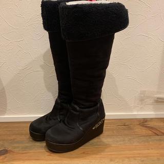 ロニィ(RONI)のRONI 2wayロングブーツ 22センチ(ブーツ)