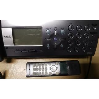 エヌイーシー(NEC)のNEC ファックス付き電話機(その他)