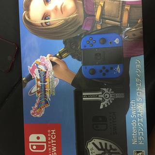 ニンテンドースイッチ(Nintendo Switch)のNintendo Switch ドラゴンクエストXI S ロトエディション(家庭用ゲーム機本体)