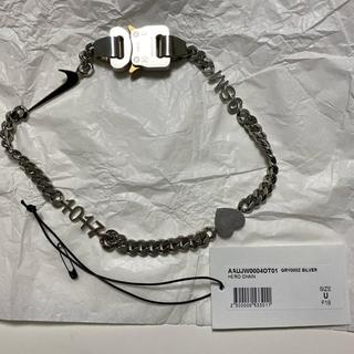 ディオールオム(DIOR HOMME)の1017 ALYX 9SM Hero Chain アリクス ネックレス(ネックレス)