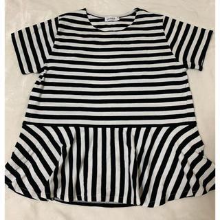 レプシィム(LEPSIM)のLEPSIM  ボーダーTシャツ(Tシャツ(半袖/袖なし))