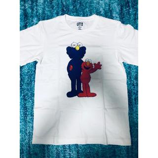 ユニクロ(UNIQLO)のUT×KAWS  XS(Tシャツ/カットソー(半袖/袖なし))