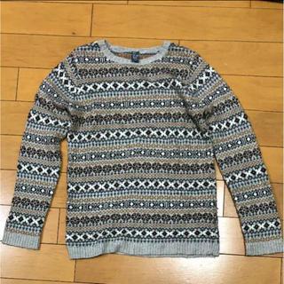 ザラキッズ(ZARA KIDS)のセーター(ニット/セーター)