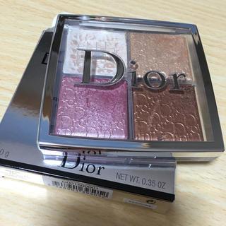 ディオール(Dior)のハイライト(フェイスカラー)