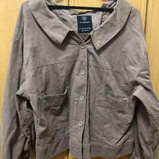 ダブルクローゼット(w closet)のWcloset 洋服(ミリタリージャケット)
