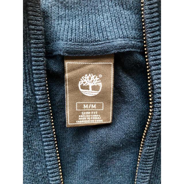 Timberland(ティンバーランド)のtimberland 綿 ジャケット メンズのジャケット/アウター(ミリタリージャケット)の商品写真