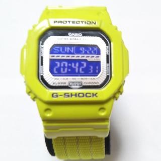 ジーショック(G-SHOCK)のG-SHOCK G-LIDE  GLS-5600V  イエロー(腕時計(デジタル))