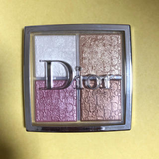 ディオール(Dior)のディオール バックステージ フェイスグロウパレット(フェイスカラー)