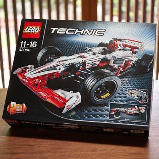 レゴ(Lego)のLEGO 42000 TECHNIC Grand Prix Racer(知育玩具)