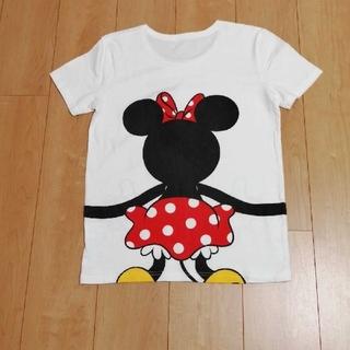 ベルメゾン(ベルメゾン)のミニー Tシャツ(Tシャツ(半袖/袖なし))