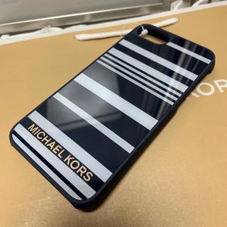 マイケルコース(Michael Kors)の新品 MICHAEL KOS iPhoneケース iPhone7 iPhone8(iPhoneケース)