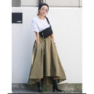 アングリッド(Ungrid)の【値下げ】Ungrid♡フレアロングスカート(ロングスカート)
