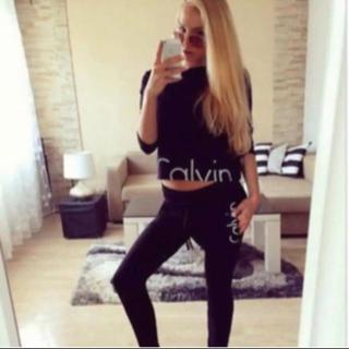 カルバンクライン(Calvin Klein)のカルバンクライン セットアップ(ルームウェア)