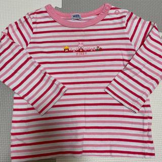 ミキハウス(mikihouse)のミキハウス ロンT 長袖Tシャツ(シャツ/カットソー)