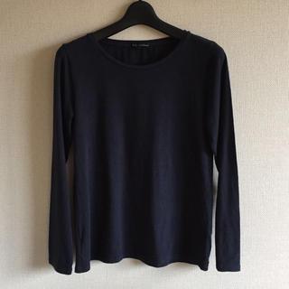 ニジュウサンク(23区)の23区♡シンプルな濃紺のロンT(Tシャツ(長袖/七分))
